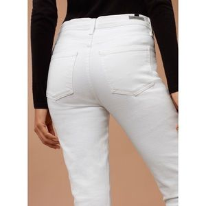 Citizens Of Humanity Jeans - Citizens of Humanity Crop Rocket High Rise Skinny